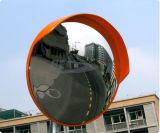PC u. ABS runder Plastikverkehrs-konvexer Spiegel