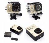 防水完全なHD 1080Pのスポーツのカメラの小型極端HDのカメラ