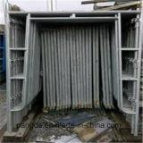 SGS ISO9001 China het Staal van de Steiger van het Frame voor de Bouw