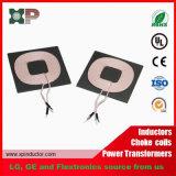 Bobina de carga de carga sin hilos del transmisor de la potencia sin hilos de la bobina de Tx53 10uh
