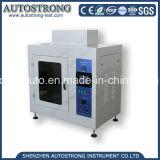 Macchina IEC60695-2-10 standard Glow Wire Test