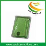 Calor de mão reutilizável de forma personalizada e de PVC impresso
