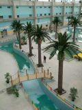 De In het groot Kunstmatige Palm van de fabriek voor Binnen en OpenluchtDecoratie