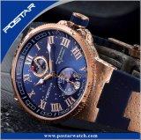 Montre mécanique de natation de chronographe automatique de montre de sport