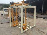 媒体Qt4-24b具体的なカラーペーバーの煉瓦機械または砂の大きい煉瓦機械