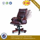 木の人間工学的の最高背部管理の主任のオフィスの椅子(HX-CR024)