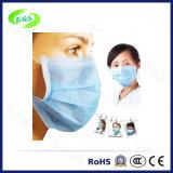 Máscara facial del filtro de aire del carbón de la alta calidad ESD