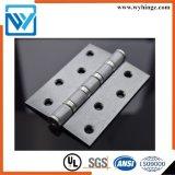 Dobradiça de porta do rolamento de esferas do aço inoxidável da alta qualidade para a porta de madeira
