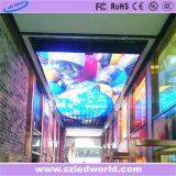Cartelera fija a todo color de interior de SMD LED para hacer publicidad (P3, P4, P5, P6)