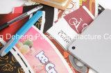 Nahrungsmittelgrad-überzogener Papiercup-Ventilator mit Firmenzeichen