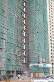 Tarjeta de la seguridad y alzamiento de elevación de la grúa de construcción del edificio CH-222