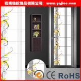 편평한 문 미닫이 문 색깔 미러를 위한 유리제 필름