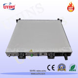 Transmisor óptico de la modulación externa de CATV 1550nm 1 salida 5dBm / 7dBm / 10dBm