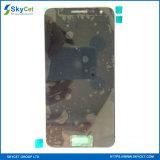 Полное касание LCD оригинала для замены экрана галактики A3 LCD Samsung