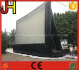 Schermo di film gonfiabile personalizzato per esterno
