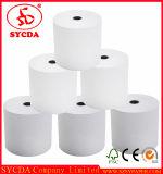 rodillo del papel termal de la fábrica de 80m m China para la venta