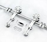 柵のステンレス鋼の浴室のガラスドアのハードウェアのアクセサリを滑らせなさい