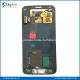 携帯電話は小型SamsungギャラクシーS5のための完全なオリジナルLCDを分ける