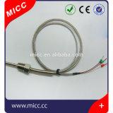 Micc tipo termocoppie della baionetta dell'acciaio inossidabile di K/J/T/E/R con il cavo dell'acciaio inossidabile