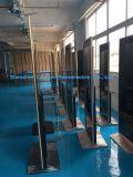 42 pollici, visualizzazione di comitato dell'affissione a cristalli liquidi del contrassegno di Digitahi, facente pubblicità al riproduttore video