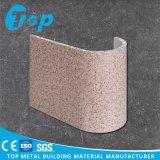 Панель акустического алюминиевого сота составная для материала плакирования стены