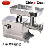 Machine électrique de hachoir d'acier inoxydable