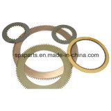 Disco del freno/recambios/placa de acero/placa de embrague/disco material de la fricción de la fricción