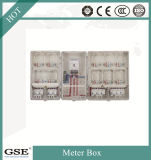 Caja de distribución de calidad superior / caja del contador eléctrico / tablero del panel de control