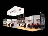 Bâti de installation facile de stand de panneau d'affichage de mur pour l'exposition de salle d'exposition