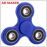 Buntes ABS Plastikmetalstahlpeilung-Hand/Unruhe-Spinner
