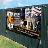 Bandera grande barata de la flexión de la publicidad al aire libre del encerado de la impresión de la inyección de tinta