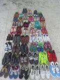 Sapatos de senhora de qualidade superior usados Sapatos de mão de segunda mão de tamanho grande