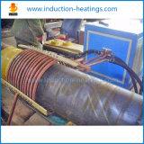 máquina de forjamento de cobre de aço da indução do aquecimento da tubulação 100kw