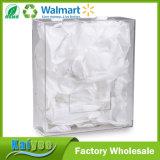 dispensador grande Pared-Aumentable de la ropa de 3-in-1 PVC/Acrylic, 3 compartimientos
