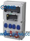 Стена и передвижная коробка распределения (QCSM)
