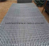 Reja galvanizada sumergida caliente del Decking del suelo de acero de la plataforma
