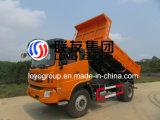 Sinotruk 아주 새로운 4X2 최대 경쟁적인 작은 덤프 트럭 가격