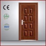 Ökonomisches einzelnes Wärmeübertragung-Drucken-Stahltür-Entwurf