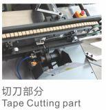 Caderno obrigatório de envolvimento traseiro da colagem fria que faz a máquina