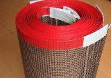 Banda transportadora del acoplamiento del secador PTFE de la microonda