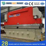 E21 Nc Wc67y 80t 3200mm CNC-hydraulische Presse-Bremse