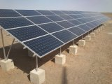 高性能の多太陽電池パネル(130W)