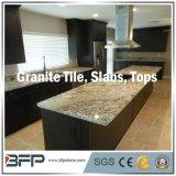 Het de natuurlijke Tegel/Hout van de Bevloering van het Graniet van de Steen kijkt de Tegel van de Vloer