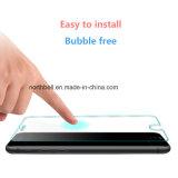 Weißer Volldeckung-3D gebogener Bildschirm-Schoner für Rand Samsung-S7