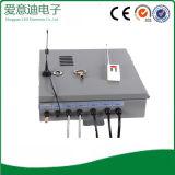 Cambiador al aire libre blanco del gas de la pulgada LED de Hidly 12