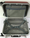 """Duurzame 20 """", 24 """", """" Geval van het Karretje van het Frame van Aluminium 28 het Draagbare, Fabriek maken tot PC de Materiële Zak van de Koffer van de Bagage van de Reis met Wielen"""