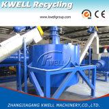 Bottiglia dell'animale domestico del grado della fibra che ricicla macchina/plastica che ricicla riga di lavaggio