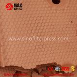 Imprensa de filtro automática hidráulica da placa do Polypropylene da membrana do Wastewater