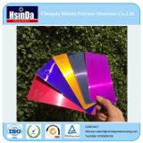 Rivestimento blu viola rosso della polvere della caramella del nuovo prodotto di Chengdu Hsinda