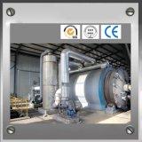 세륨, SGS, ISO를 가진 지속적인 폐기물 플라스틱 열분해 기계